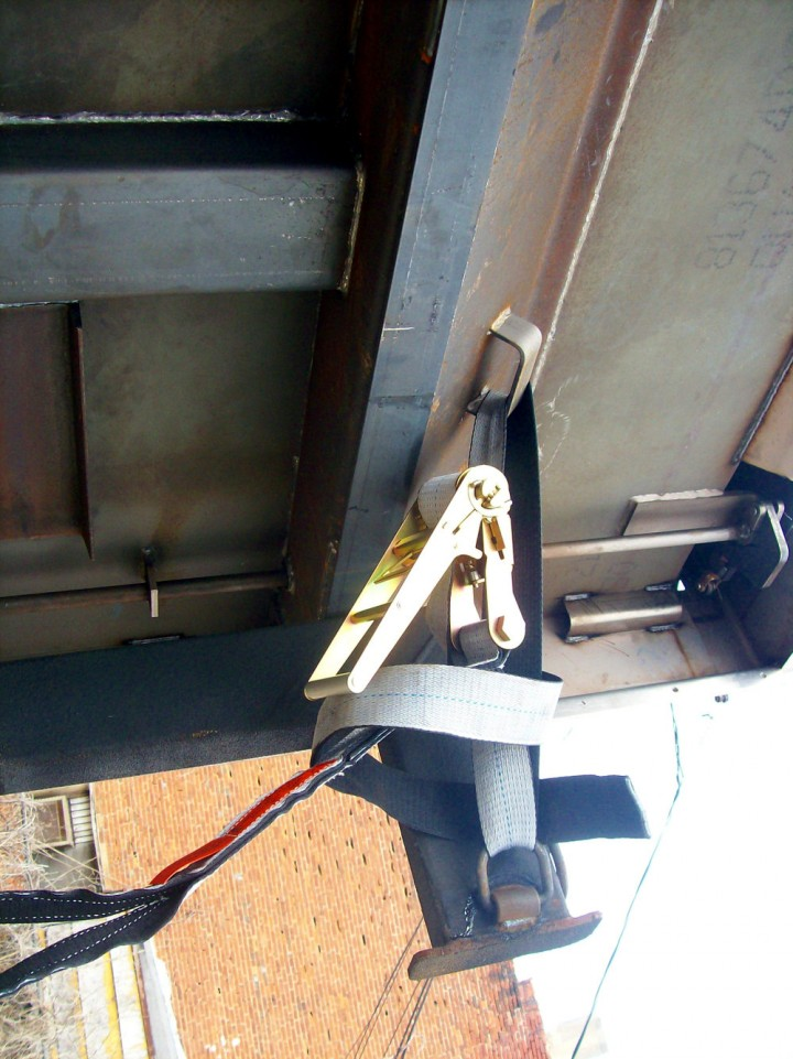 Body Tie-Down Clips Image