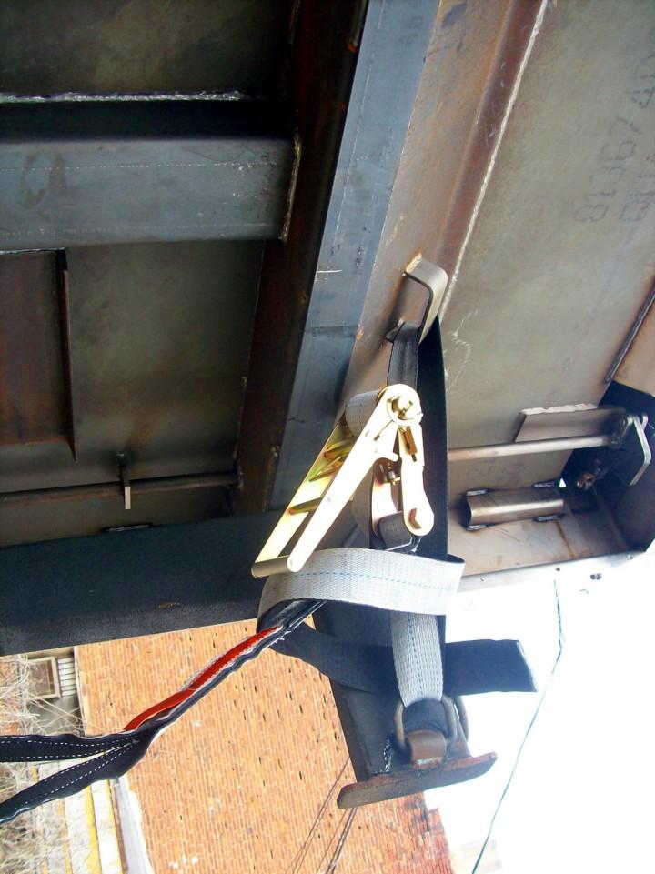Body Tie-Down Clips Image